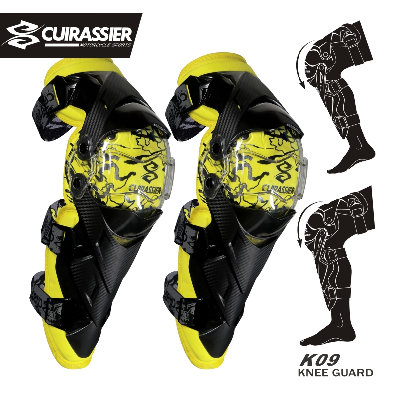 cheapest Motorcycle Elbow Protector Cuirassier Kneepad Knee Guards Motocross Downhill Dirt Bike MX Protection Off-Road Racing Elbow Pads