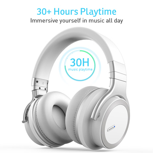 Image 2 - MEIDONG E7PRO Active Noise Cancelling Bluetooth Headphone Wireless Bluetooth Headset with Super HiFi Deep Bass 30 hours Playtime