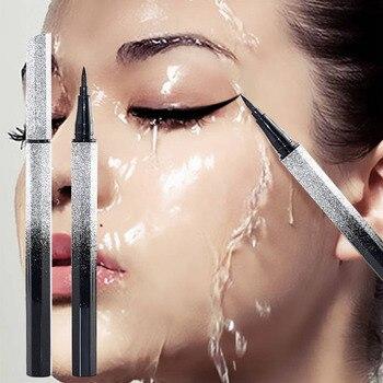 1PC New Brand Women Black Liquid Eyeliner Long-lasting Waterproof Party Eye Liner Pencil Pen Nice Makeup Cosmetic Tools 1