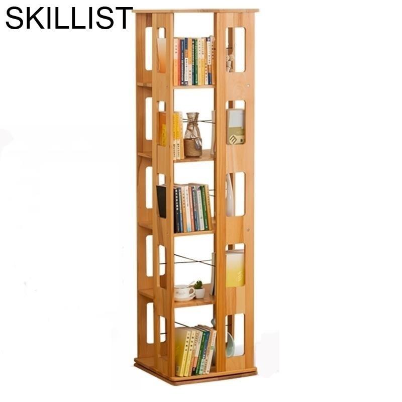 Armário de biblioteca dekoration mueble boekenkast mobiliário decoração de madeira retro mobiliário estante livro caso rack