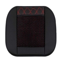 Cooling Car Seat Cushion 12V Automotive Adjustable Temperature Comfortable Car Seat Cooler with Car Fan for Car Truck Home and O