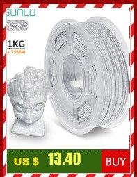 Abs 3d принтеры нити 175 мм 1 кг abs печать для заправки зажигалок