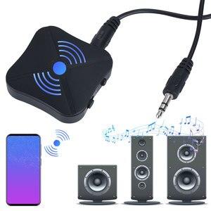 Image 1 - 2 في 1 بلوتوث 4.2 استقبال الارسال بلوتوث اللاسلكية محول الصوت مع 3.5 مللي متر AUX الصوت للمنزل TV MP3 PC