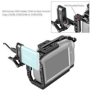 Image 4 - SmallRig bmpcc 4k Cage DSLR Cámara Blackmagic Pocket 4k / 6K cámara para Blackmagic Pocket Cinema Cámara 4K / 6K BMPCC 4K 2203B