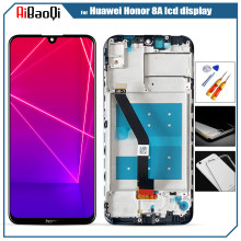 for Huawei Honor Play 8A/ Honor 8A LCD Display with Frame Digitizer Assembly Touch Screen LCD TouchScreen Repair Part(China)