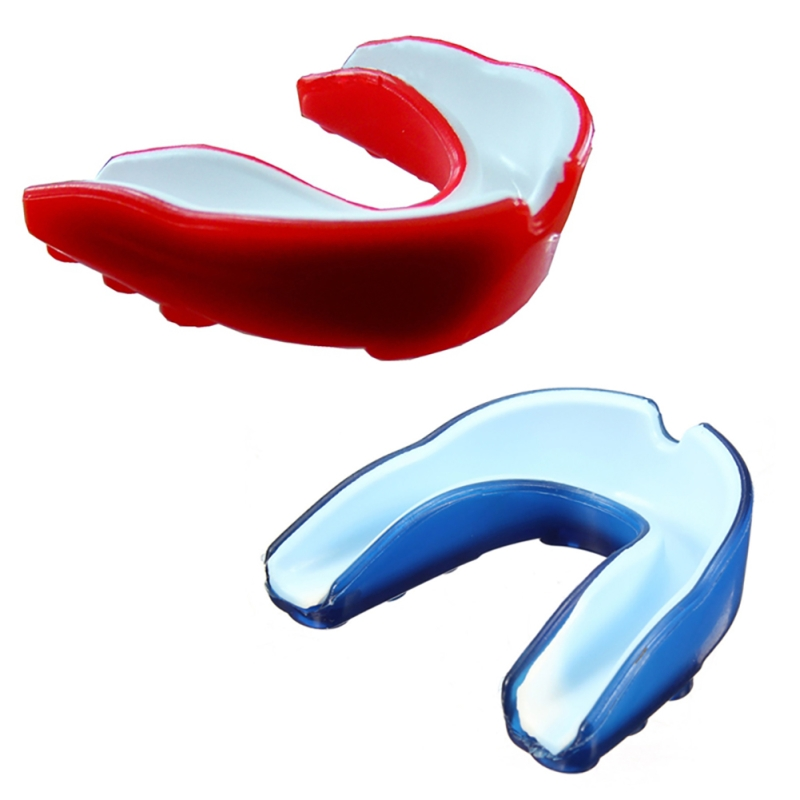 New Boxing Muay Sparring Muay Thai Taekwondo Sports Mouth Guard Mouthguard Basketball Silicone Mouth Guard Youth Football Kids