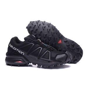 Salomon SPEEDCROSS 3,5 flyknit брендовая спортивная обувь для мужчин оригинальные уличные кроссовки воздухопроницаемые спортивные eur 40-46