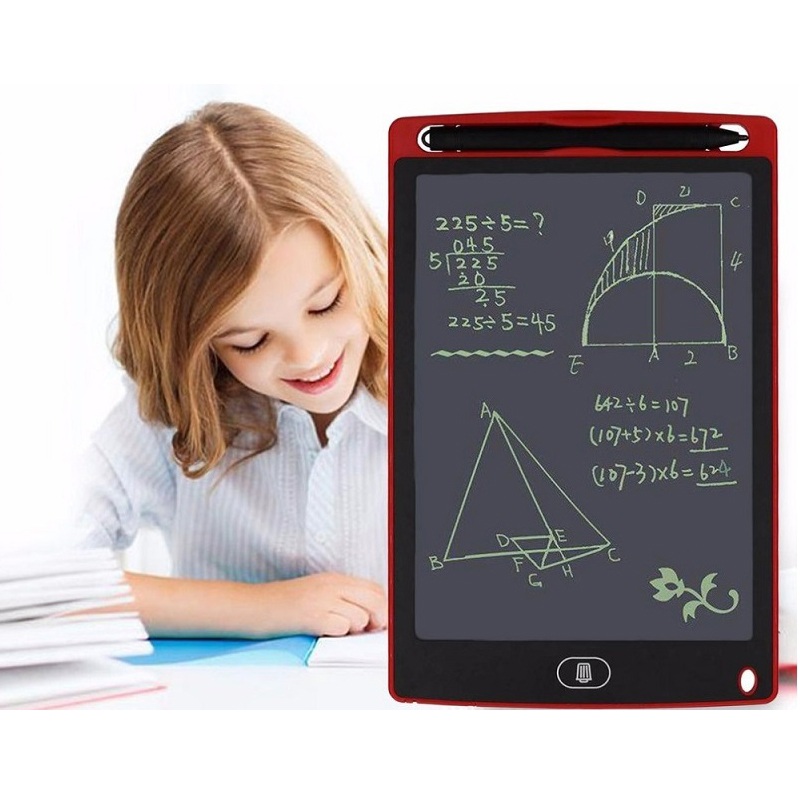 ZHONGYUE LCD Tablet Electronic Component Materials Writing Tablet Suitable for Early Education Students 22.814.71.6cm Adults Children Office and Study Blue Latest Models