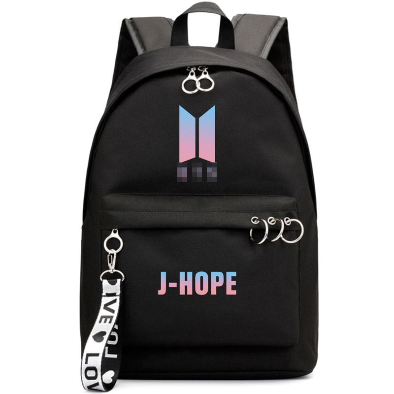 BTS Idol Backpacks