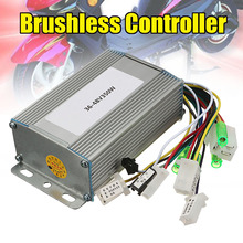 36V/48V 350W Electric Bicycle E bike Scooter Brushless DC Motor Regulator Speed Controller Drop Ship Support