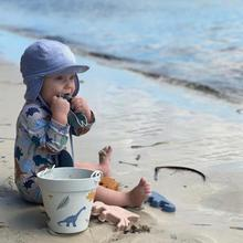 Children Beach Toys 6 Pcs Kit Baby Summer Digging Sand Tool With Shovel Water Game Play Outdoor Toy Set Sandbox For Boys Girls