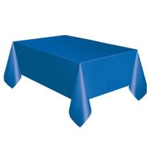 Популярная одноразовая скатерть Пластик банкетные вечерние прямоугольник скатерть для стола 54x72 дюйма L99