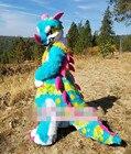 Long Fursuit Dragon ...