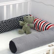 2m Newborn Pillow Baby Bed Cartoon Bumpers Crib Stuffed Toys