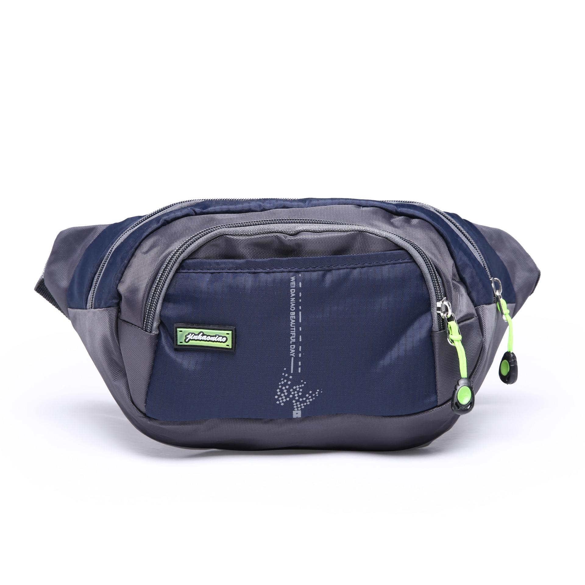 Unisex Sports Running Bum Bag Travel Handy Hiking Fanny Pack Waist Belt Pocket