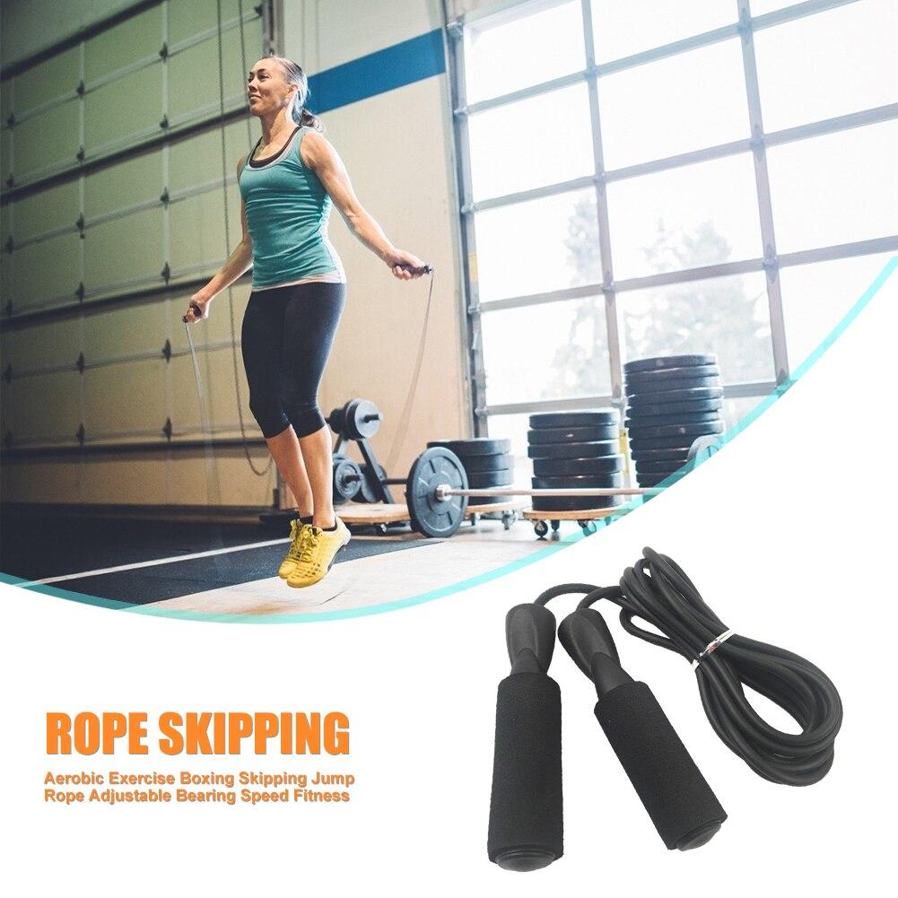 3m Speed Skipping Jump Seil Einstellbare Sport Verlieren Gewicht �bung Gym Fitness Ausr�stung training springseil Aerobic Exerci
