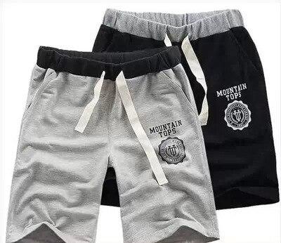 Summer New Style Korean-style Slim Fit Men Women's Couples Short Shorts Quick-Dry Beach Shorts Athletic Pants Sports Shorts