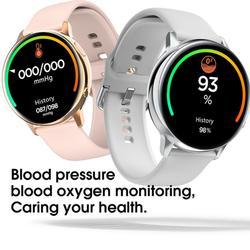 SG2 completamente táctil Amoled 390*390 HD pantalla SmartWatch ECG Smart Watch hombres mujeres inalámbrico Charing IP68 ritmo cardíaco impermeable BT 5,1