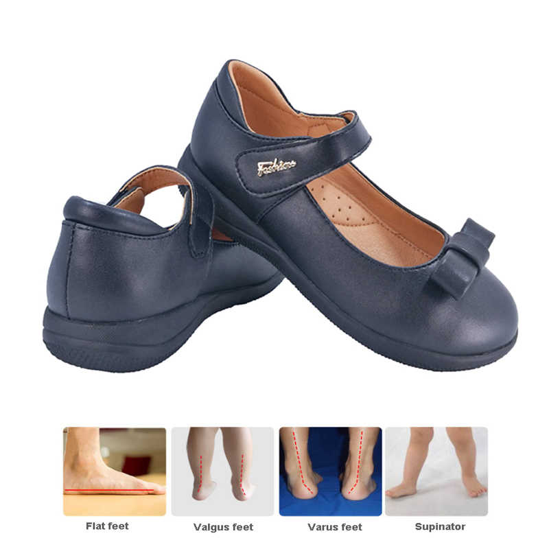 Toddler Girls Orthopedic Arch Support