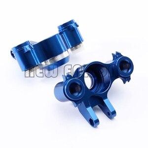 Image 4 - ENRON porte bloc de direction en aluminium avant/arrière, support pour voiture RC, Traxxas 5334 1/10 SUMMIT E REVO REVO, nouvelle collection