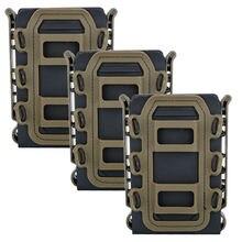 Wst scorpion mag pouch fast для 556/762 outdoor военные тактические