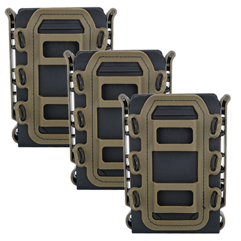 WST Scorpion Mag Pouch Fast Mag For 5.56 / 7.62 Mag Outdoors Military Tactics Accessories - Drop Shipping подсумок под магазин tasmanian tiger sgl mag pouch hz bel
