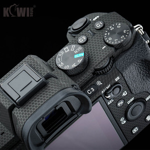Image 5 - Anti ScratchProtectiveSkinFilm For Sony A7 II A7S II A7R II A7II A7SII A7RII A7M2 A7SM2 A7RM2 Camera Decoration Matrix Black