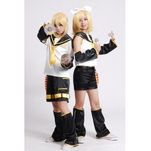 VOCALOID Cosplay Kagamine Rin Kagamine Len Uniforms Women Outfits Cosplay Costume
