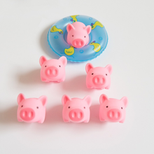 Anti-stress Toy Squishy Set New Hot Cute Pink Pig Toys To Called Spoof Toys Soft Sister Unicorn De-stressing Ballssquash(China)