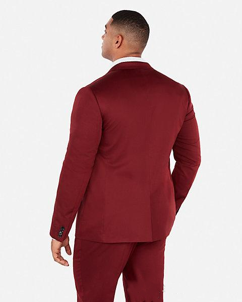 2019-dark-red-wedding-tuxedos-slim-fit-suits-for-men-groomsmen-suit-two-pieces-cheap-prom-formal-suits-(jacket-+pants) (3)