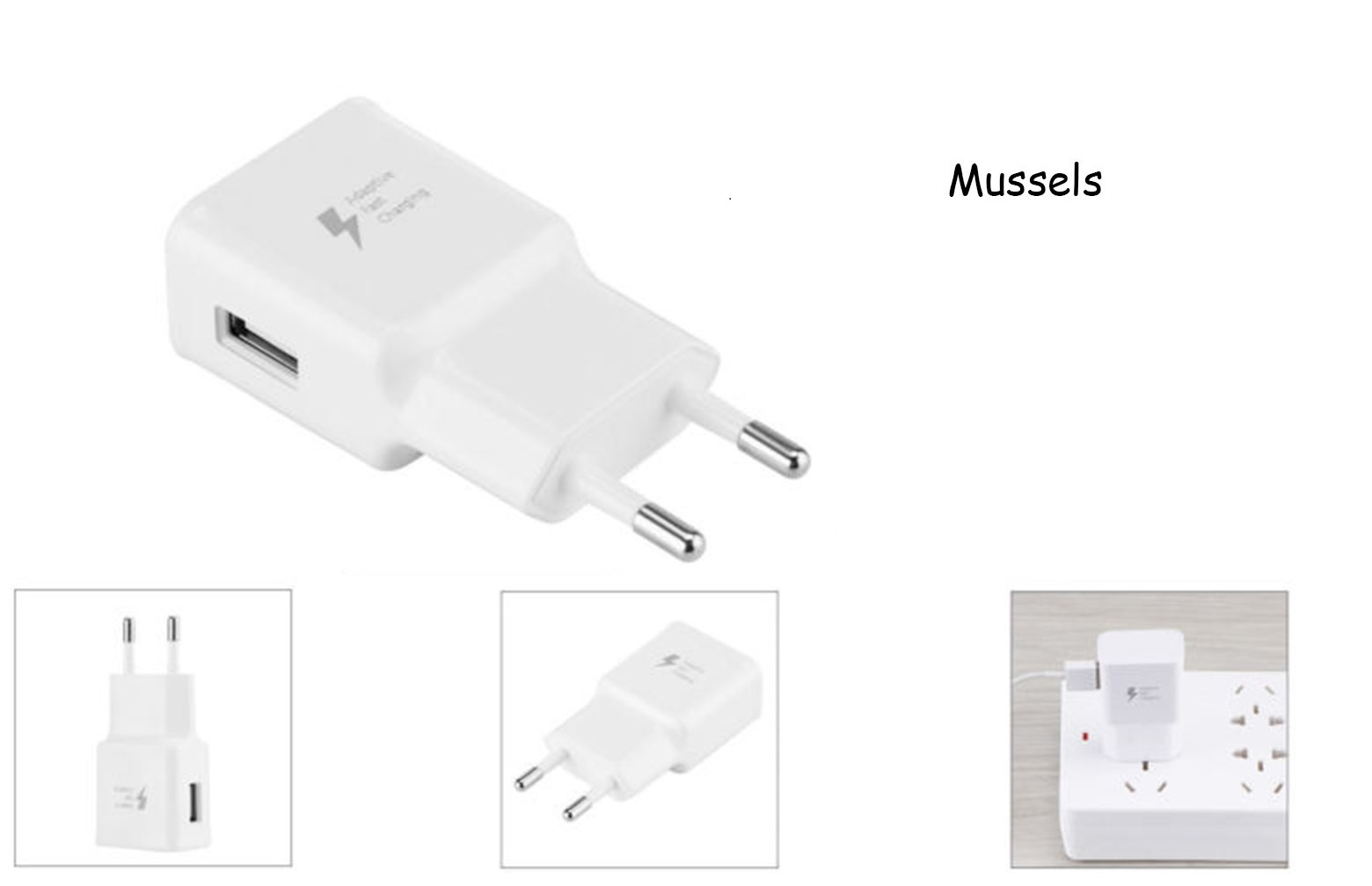 USB Charger Quick Charge 3.0 For <font><b>Meizu</b></font> Note 9 8 16s <font><b>16</b></font> 15 Plus M8 Lite C9 <font><b>Pro</b></font> Fast Wall Charger For iPhone Mobile Phone Charger image