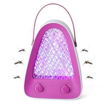 LED Mosquito Killer Lamp UV Night Light USB Insect Bug Mosquito Trap Killer Lantern Repellent Lamp Pest Control Repellent