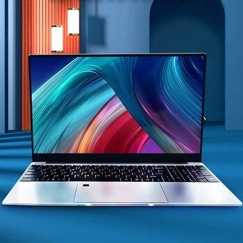 Max RAM 36GB Rom 2TB SSD Ultrabook Metal Computer with 2.4G/5.0G Bluetooth Ryzen R7 2700U windows10 Metal portable gaming laptop 1