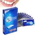 5D гель для отбеливания зубов полоски белого зуб зубные комплект гигиены ротовой полости полосы для искусственных зубов Фанера стоматолога ...