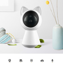 Auto-Tracking-Camera Baby-Monitor Wifi Home-Security Wireless 1080P Robot Ce Intelligent