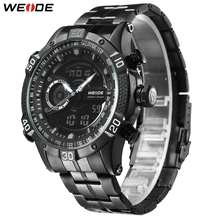 WEIDE Fashion Outdoor Sport Watch Men Multifunction Digital Watches Chronograph Alarm Automatic Date Clock Relogio Wristwatches original fashion weide watch mens sport watch men digital quartz led week day date watch silicone band wristwatches clock gift