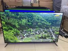 Tv de televisão 75 Polegada multiple language wifi smart android lcd led tv 4k televisão