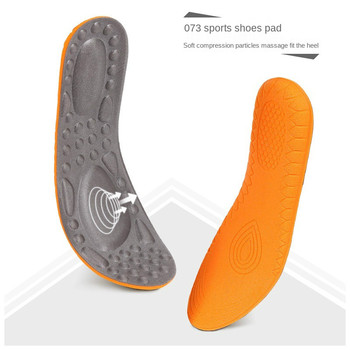 1 Pair Orthotic Shoes & Accessories Insoles Orthopedic Memory Foam Sport Support Insert Woman Men Feet Soles Pad