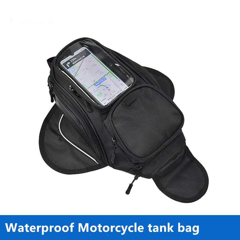 bolsa para tanque de combustivel moto 01