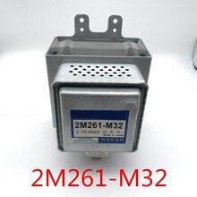Horno de magnetrón para microondas 2M236 M32, Original, compatible con 2M291 M32 2m261 M32 2M292 M32, piezas para microondas