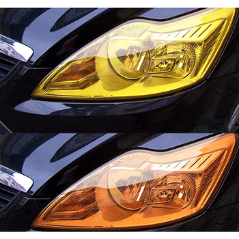 For Mitsubishi Lancer 1200 Asx Pajero Sport For Nissan Teana Patrol Accessories Car Styling Headlight Taillight Film Sticker image