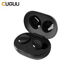 TWS Wrieless Bluetooth 5.0 Headphone Earphone Mini IPX7 Waterproof Noise Cancelling HiFi Headset For Xiaomi Earbuds Charging Box