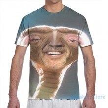 T-Shirt à manches courtes pour homme ET femme, avec imprimé intégral, à la mode