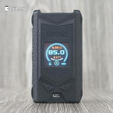 new 257w sigelei gw 20700 tc kit with 4 5ml f tank ZYLAN High Quality Cover Case For Sigelei Snowwolf Mfeng Kit Silicone Skin Sleeve Wrap Gel Fit Vape Snowwolf Mfeng 200w Box Mod