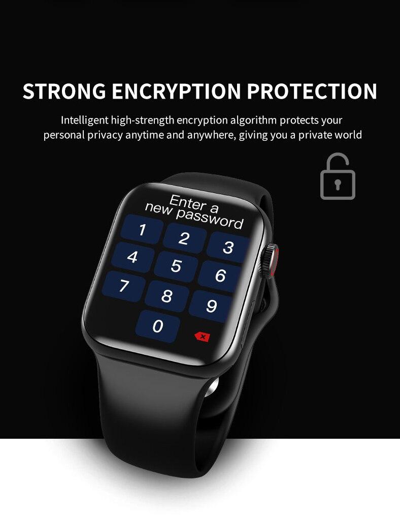 HW12 Smart Watch  7