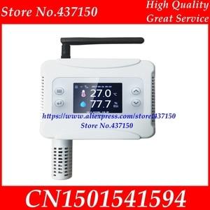 Image 1 - Ethernet WIFI датчик температуры и влажности, USB для Wifi подключения ЖК дисплея