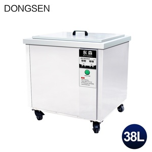 Image 2 - 工業用超音波クリーナー 38L バスマザーボード車部品オイル錆脱脂回路ボード dpf 超音波洗浄機