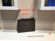 Louis- Vuitton- LV-luksusowe kobiety portfele moda długa skórzana najwyższej jakości karty uchwyt klasyczny torebka damska marki portfel tanie tanio Denim Krótki Stałe Na co dzień WOMEN zipper Sprzęgło portfele CN (pochodzenie) Cartoon drukarnie