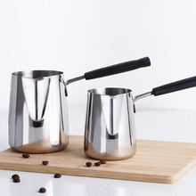 Wax-Melting-Pot Stainless-Steel Coffee-Pot Latte Long-Handle 304 Candle-Soap DIY