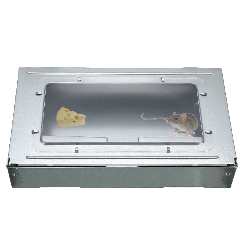 Household Automatic Continuous Mousetrap Reusable Large Mouse Trap Catcher High Effect Rat Catcher Rat Killer Mice Rodent Cage|Traps| |  - title=